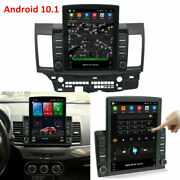 For 08-15 Mitsubishi Lancer 9.7and039and039 Vertical Android10.1 Car Radio Stereo Gps Wifi