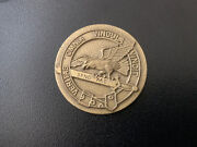 Intelligence Support Activity Isa Tier-1 Forces Task Force Orange Challenge Coin