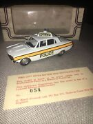 Promod Gearbox Model Rover 3500 V8 Police Car 1/43 New In Box Limited 1 Of 500