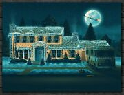 Dkng National Lampoonandrsquos Christmas Vacation Poster Print Art Variant Ap S/n /40