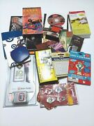 Junk Drawer Lot P90x3 Richard Simmons Weight Watchers Craft Book Mark New Used