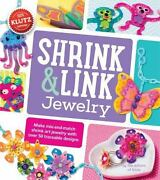 Klutz Shrink And Link Jewelry Craft Kit