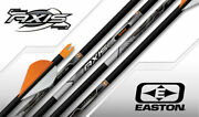 Easton Arrow Axis 5mm 400 Spt - 6 Pack - Free Shipping - Free Cutting/inserting