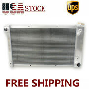 3 Rows Performance Radiator For Chevy C/k Truck C10 C20 Pickup 1967-1972 1970 71