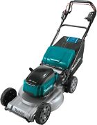 Makita Xml09z Cordless 21 Self-propelled Lawn Mower - Bare Tool Battery And Char