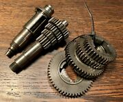 Benelli Dynamo And Fireball And Wards 450ss Transmission Gears Primary Secondary