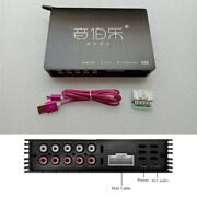 Car Dsp Amplifier 4ch In/6ch Out Bluetooth 5.0 4-core 32-bit Dsp Processor Chip