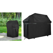 Waterproof Heavy Duty Bbq Gas Grill Cover For Weber Brinkmann Char Broil