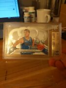 2018-19 Panini Crown Royale 63 Luka Doncic Rookie Bgs 9.5
