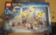 Lego Harry Potter Advent Calendar 75981 New In Box 2 Sets