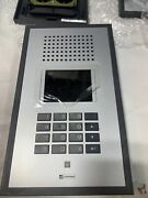 Commend Ws810pd.c Digital Wallmount Station W/ Keypad And Tft- Display New