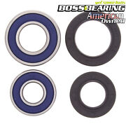 Front Wheel Bearing Seal For Honda Trx300 Fourtrax 2wd 1988-1992