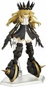 Figuma Black Rock Shooter Chariot Non Scale Painted Figure Animation Ver. 14cm