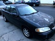 Pre Owned Nissan Sentra 2002 Gxe For Sale Good Driving Condition No Accident.andnbsp