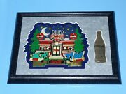 Coca Cola 1950's Diner Puzzle Pin Set Limited Edition