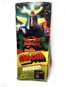 Vintage Retro 70and039s Shogun Warriors Raydeen Space Robot Figure 24and039 By Mattel Toys