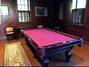 Gandy Pool Table 8and039