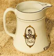 Glenfiddich Unblended Scotch Whiskey Pitcher 6 Inches