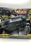 Launch And Defend Batmobile Rc Car For Dc Batman Part Of The Dc Collection. New
