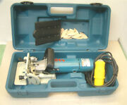 Makita 3901 Heavy Duty Biscuit Joiner /jointer 110 Volts -gwo With Original Case