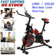 Exercise Bicycle Cycling Fitness Stationary Bike Cardio Home Indoor Workout Tool