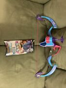 Nerf Rebelle Secrets And Spies Bow With Two Arrows