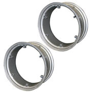2 6 Loop, 12 X 28 Rear Rims Fits Ford/fits New Holland 8n Naa 600 700 800 90