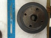 Used Good Browning Sheave Pulley 3/4 Bore 4 Od V Belt Styleandnbsp