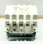 Westinghouse Magnetically Latched Lighting Contactor 100a 4p 600 Vac A202k3da