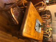 Formal Dinning Table Set With Chairs In Very Good Condition.