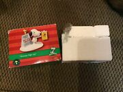 Dept 56 Peanuts Series Snoopy Sign Up 4021737 Nos