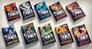 Alex Rider Collection 10 Books Collection Set By Anthony Horowitz Set Pack New