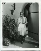 Clarence Sinclair Bull - Madge Evans - Mounted Print Film Cameras 1933