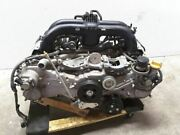 2017 Subaru Outback 2.5l At Pzev Engine Assembly Vin A 6th Digit Oem 10100ca700