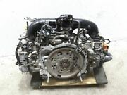 2016 Subaru Forester 4wd 2.5l Engine Assembly 51k Miles Vin A 6th Digit Oem
