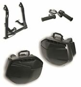 Ducati Multistrada 1260 Suitcase Heated Grips Centre Stand Touring Package