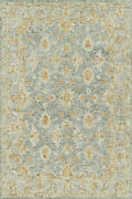 12and039 0 X 15and039 0 Loloi Rug Julian Spa Spa 100 Wool Pile Hand Tufted