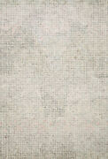 9and039 3 X 13and039 Loloi Rug Tatum Grey Blush 100 Wool Power Loomed