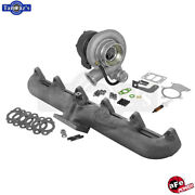 Afe Power Street Series Turbocharger W/ Exhaust Manifold For 1998-2002 Dodge Ram