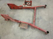 Exmark Vantage S X Series Toro Mower Front Frame Chassis Assembly 116-6028