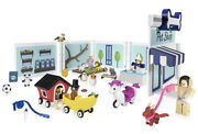 Roblox Adopt Me Pet Store Deluxe Playset Toy Includes Exclusive Virtual Item