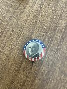 1896 William Mckinley 7/8 Campaign Pin Pinback Button Political Sweet Caporal