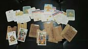 Lot Of 32 Boy Scouts Id Cards 1931-1978 For Jack/john Fisher