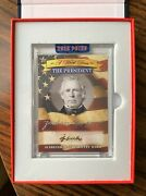 2020 Potus A Word From The President Zachary Taylor Of Such Cut Document Relic