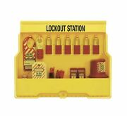 Master Lock S1850e1106 Lockout Tagout Padlock And Electrical Station