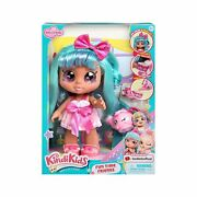 Kindi Kids Fun Time Friends - Pre-school Play Doll, Bella Bow - For Ages 3+  ...