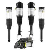 Unity Automotive 4-18-150000-4 Front And Rear Air Strut Assembly Kit