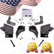 Front Control Arm Relocation Drop Bracket Kit For 84-01 Cherokee Xj 4.5 Up Lift