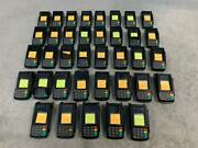 For Parts Or Repair / Sold As Is / Lot Of 37 X Dejavoo Z9 Credit Card Terminal