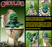 Ghoulies Resin Statue Deluxe Adjustable Statue Limited Edition Rare